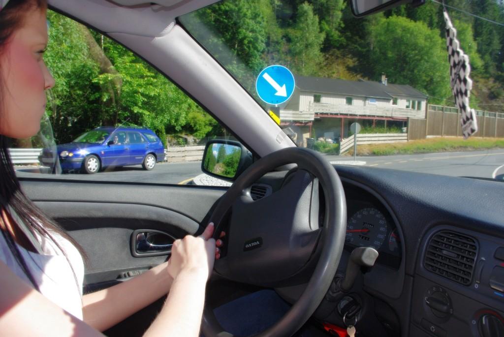 uling i bilen